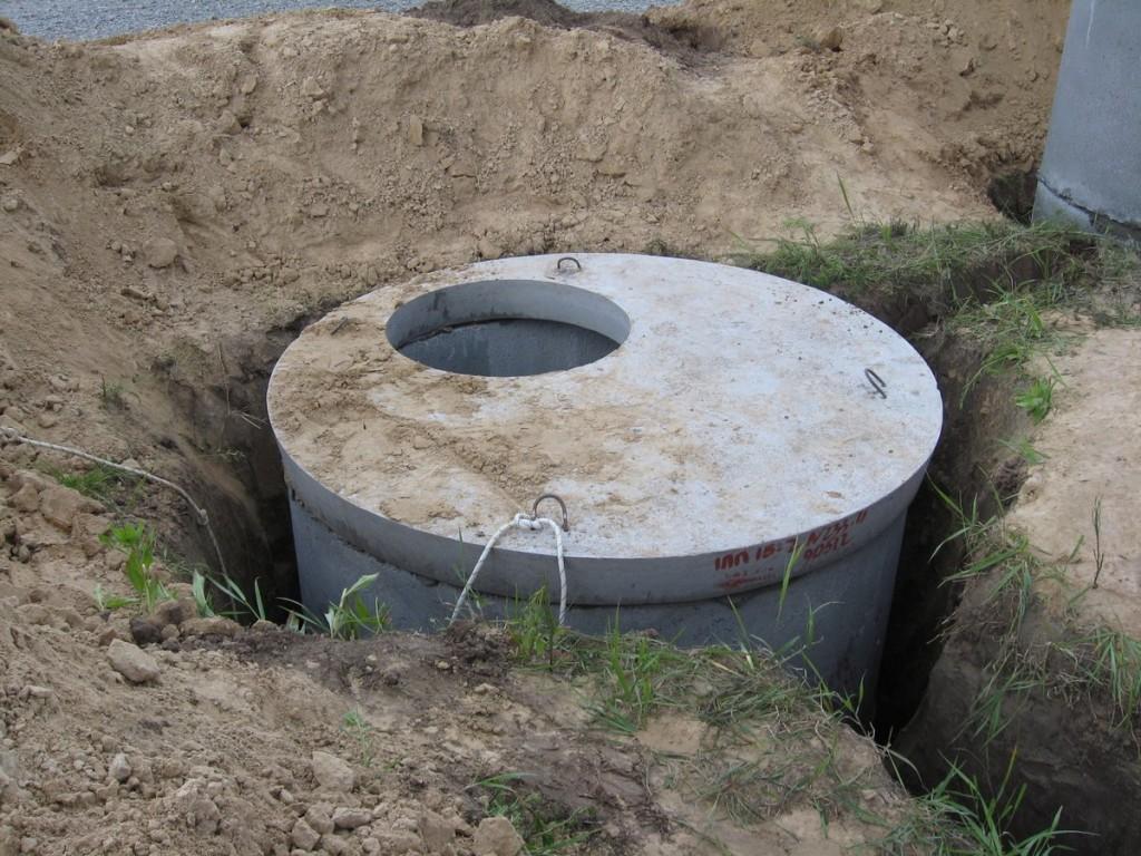 этапы установки канализации