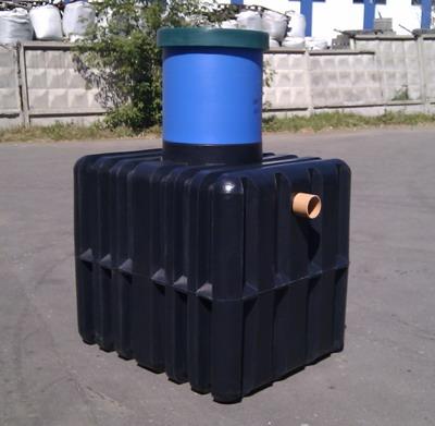Септик танк устройство