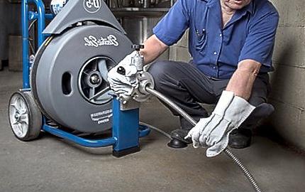 как прочистить канализацию гидродинамическим способом