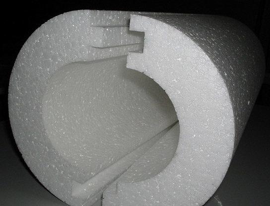Пенополистирол - эффективный и простой в монтаже утеплитель