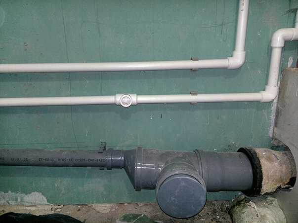 Фасонные части необходимы для прокладки труб и монтажа