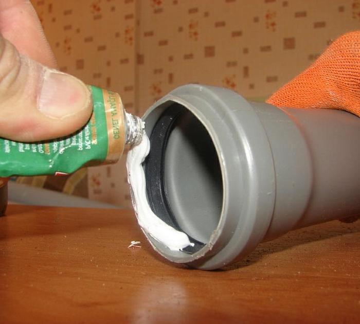 Необходимо позаботиться от герметичности труб