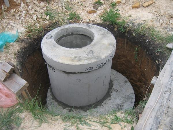 Энергонезависимый септик из бетона