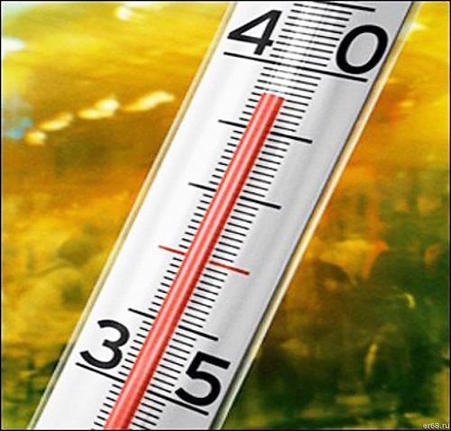 40 градусов