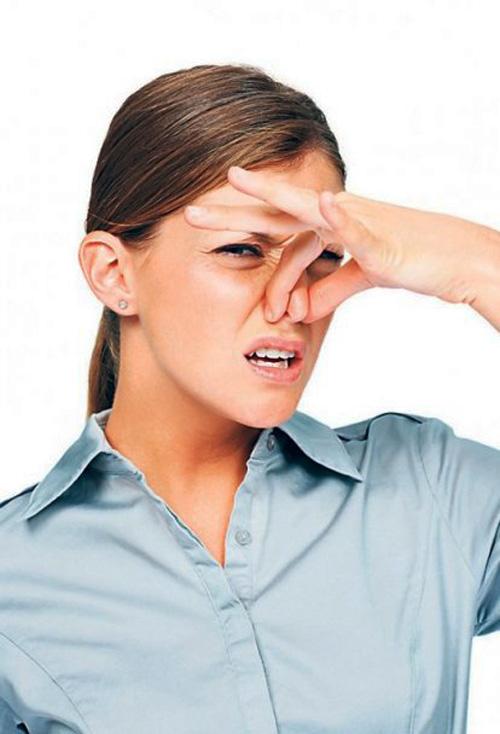 устранение неприятного запаха изо рта