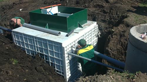 Автономные канализации Биокси