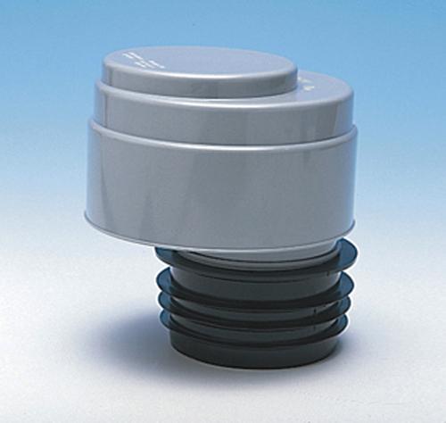 Клапан на фановую трубу канализации