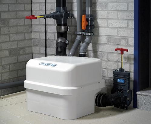 насос для канализации бытовой