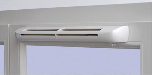 Вент клапан для пласт окна