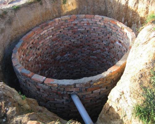 Кирпичная яма