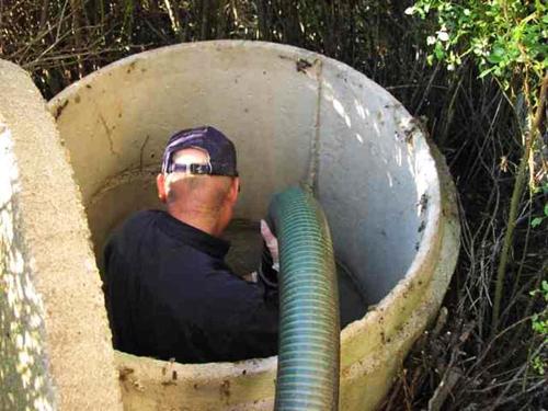 Выкачка канализаций