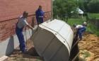 Применение дрожжей для очистки выгребных ям