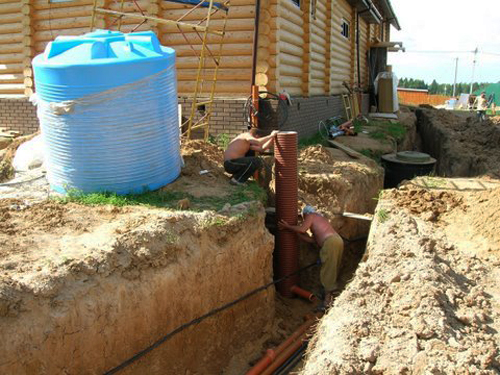 Как сделать ливневую канализацию своими руками