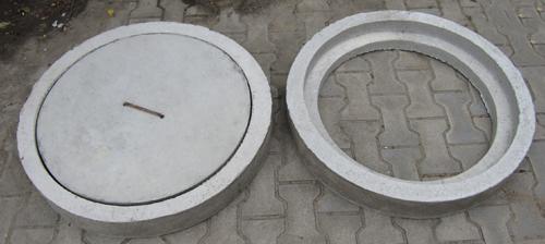 бетонные