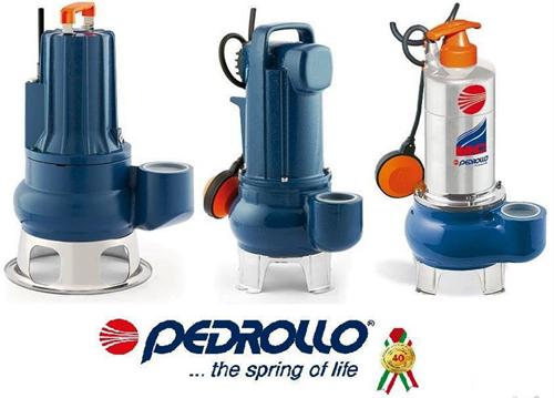 погружной насос марки Pedrollo