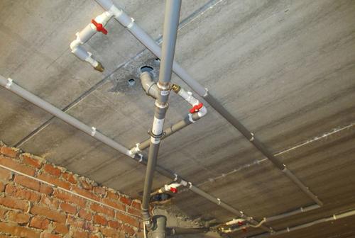 разводка канализационных труб в частном доме2