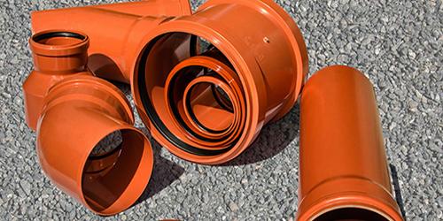 трубы Остендорф для внутренней канализации