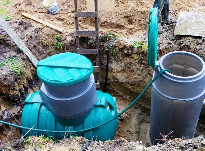 Монтаж канализации Росток