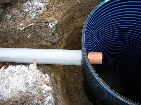 Утеплить канализацию своими руками