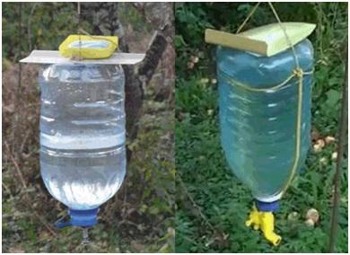 Как сделать рукомойник из пластиковой бутылки 5 литров 323